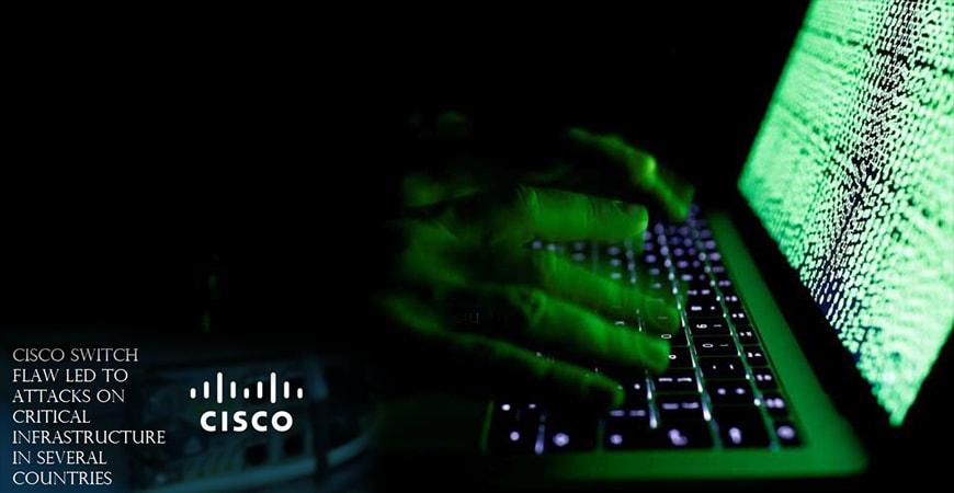 حمله سایبری گسترده روی تجهیزات سیسکو
