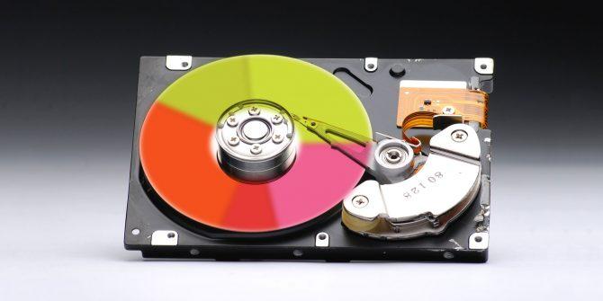 ایجاد Virtual HardDisk Volume در لینوکس