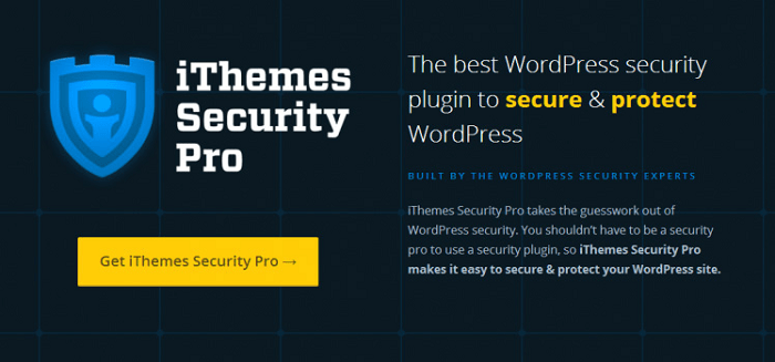 IThemes - پلاگین های امنیتی وردپرس