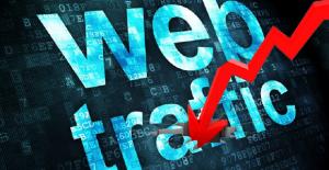 کاهش ترافیک وب سایت