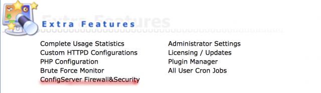 علت بلاک شدن IP در فایروال سرور